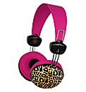 Macbeth Leopard Kensington Headphones