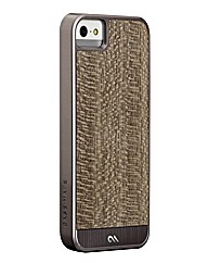 Case Mate Grey Leopardwood iPhone 5 Case