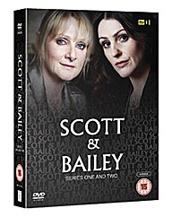 Scott & Bailey-Comp Series 1&2 Box Set