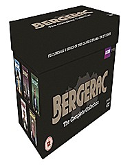 Bergerac Complete DVD Box Set