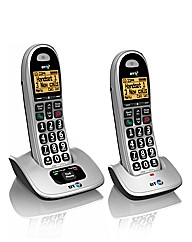 BT Big Button Twin Cordless Phone