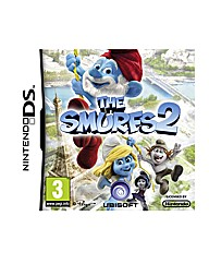 Smurfs 2 DS Game