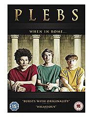 Plebs - Series 1 DVD
