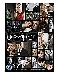 Gossip Girl - Complete Series 6 DVD