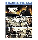 Green Zone/Jarhead/The Kingdom Blu-Ray