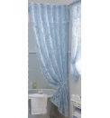 Windsor Single Lined Shower Curtain