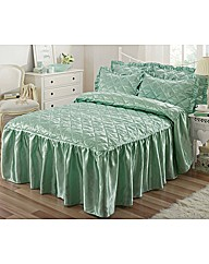 Best Value Satin Bedspread