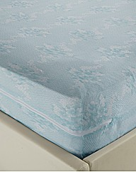 Pair of Zipped Mattress Protectors