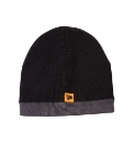 JCB Stone Knitted Beanie Hat