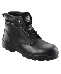 Contractor 6in Safety Boot