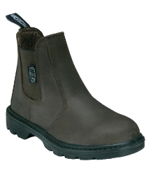 Contractor Safety Dealer Boot