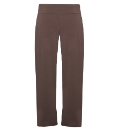 Pure Dash Wide Leg Jersey Trousers