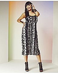 Tribal Print Sundress