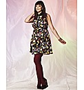 AX Paris Sleevless Floral Dress