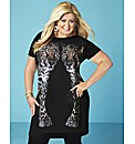 Gemma Collins Leopard Print T Shirt