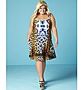 Gemma Collins Printed Sun Dress