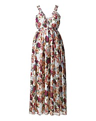 AX Paris Floral Maxi Dress