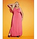 Gemma Collins Embellished Maxi Dress