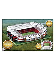 CB Old Trafford Stadium Playset