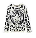 AX Paris Tiger Face Jumper