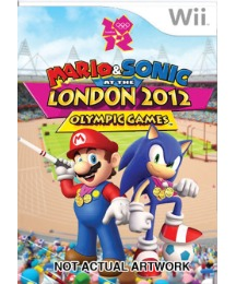 Sonic & Mario at the London Olympics Wii