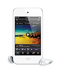 Apple iPod Touch 16GB - 4th Gen - White