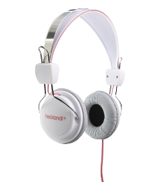 HK Discotheque Headphones White