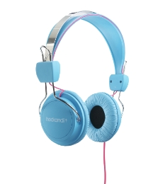HK Discotheque Headphones Blue