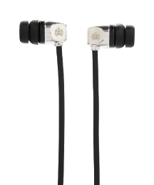 MOS Earphones Chrome