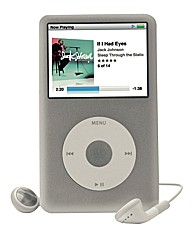 Apple iPod Classic 160GB - Silver
