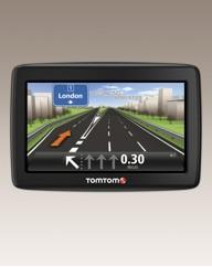 TomTom 5.0in Sat Nav - UK Maps