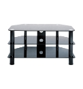Plasma/LCD TV Stand Up To 37in Black