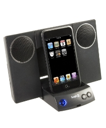 Logic 3 iStation11 Speaker Dock Black