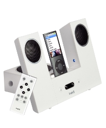 Logic 3 iStation22 Speaker Dock White