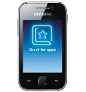 O2 Samsung Galaxy Y Mobile Phone