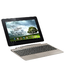 Asus Tablet with Dock Silver