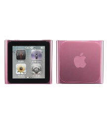 Apple iPod Nano 8GB - 6th Gen - Pink