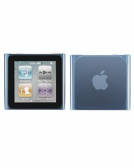Apple iPod Nano 8GB - 6th Gen - Blue
