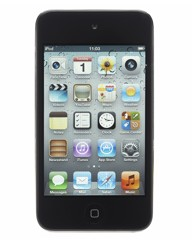 Apple iPod Touch 64GB - 4th Gen - Black