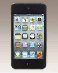 Apple iPod Touch 32GB - 4th Gen - Black