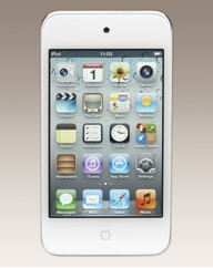 Apple iPod Touch 8GB - 4th Gen - White