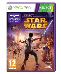 Star Wars Xbox 360 Kinect Game