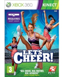 Lets Cheer Xbox 360 (Kinect Required)
