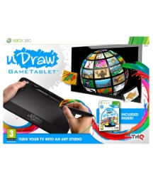U Draw Tablet + Instant Artist Xbox 360