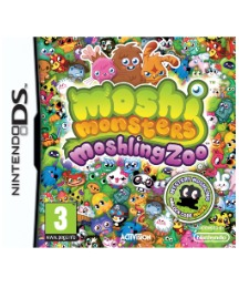 Moshi Monsters DS Game