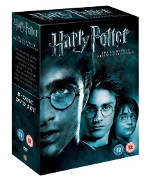 Harry Potter - The Complete DVD