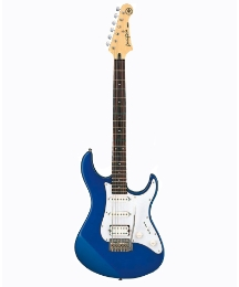 Yamaha Electric Guitar Pack Blue