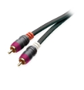 Alphason Phono to Phono Cable - 1 Metre