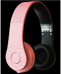 Fanny Wang Headphones Pink