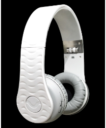 Fanny Wang Headphones White